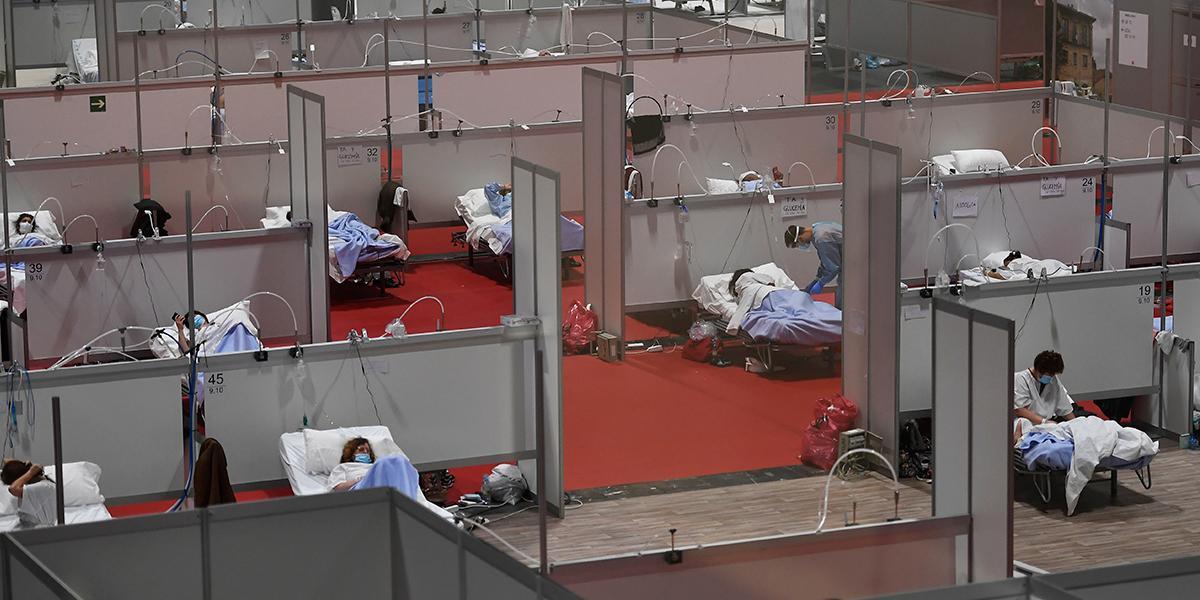 Al menos 70.000 muertos por coronavirus en el mundo