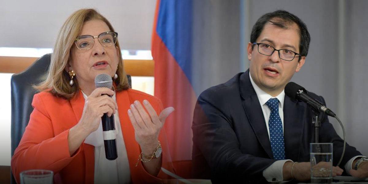 Choque entre ministra de Justicia y fiscal general