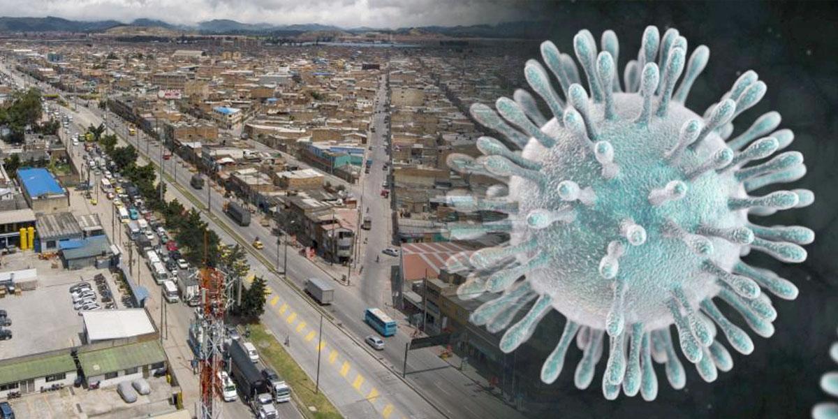 Alcalde de Soacha confirma dos nuevos casos de coronavirus en el municipio