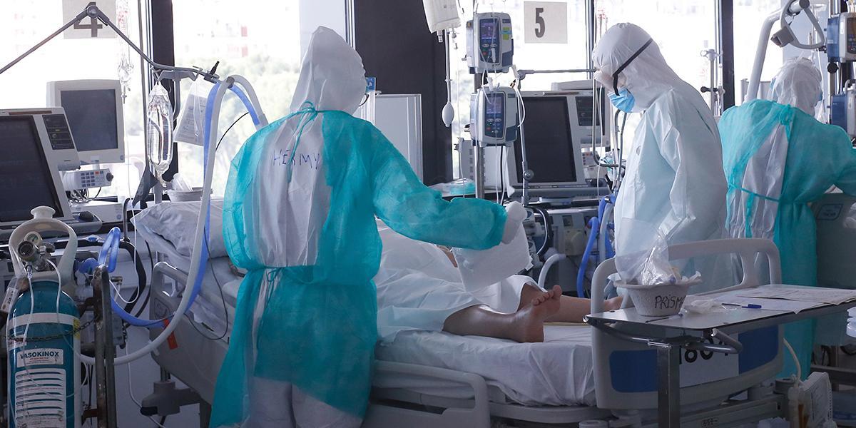 España reportó un nuevo aumento en la cifra de muertos y contagios por coronavirus