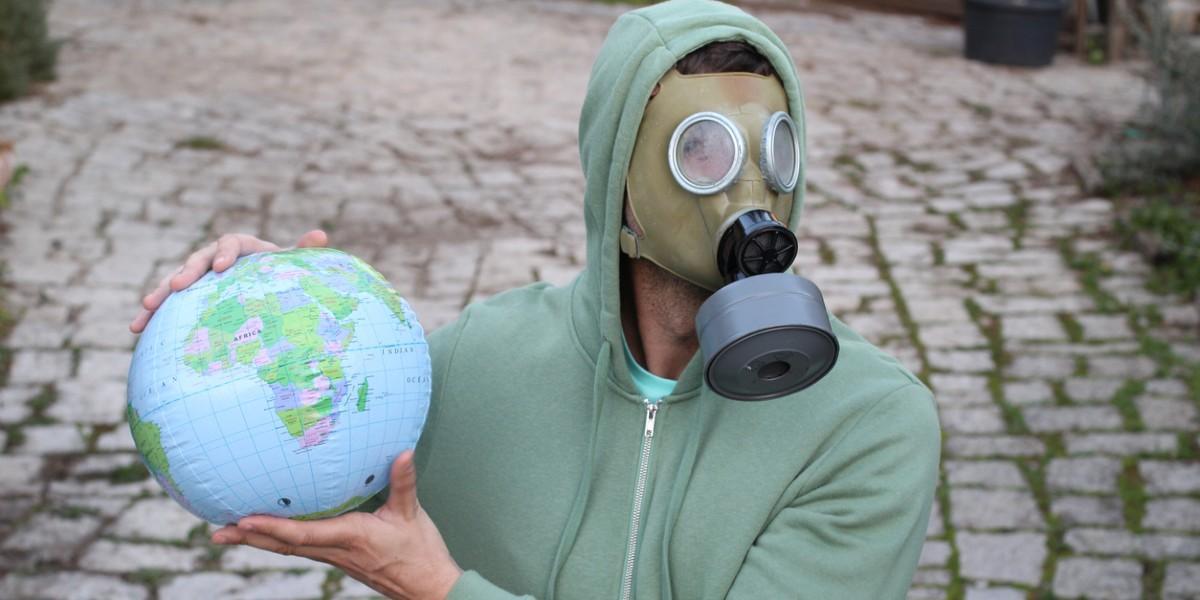 efectos del coronavirus en el calentamiento global