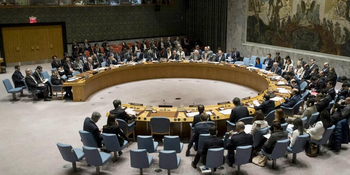 Consejo de Seguridad de la ONU discutió por primera vez crisis del COVID-19
