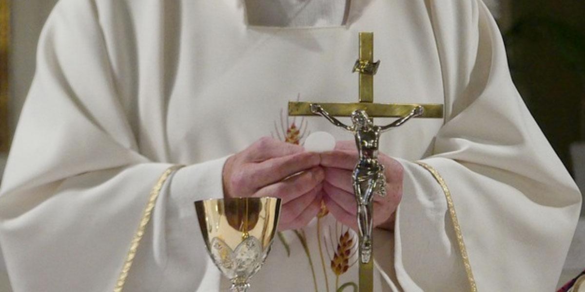 Viernes Santo: Iglesia católica ora por enfermos de COVID-19