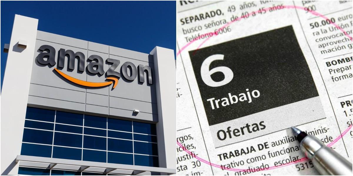 ofertas trabajo amazon empleo oportunidades colombia bogota