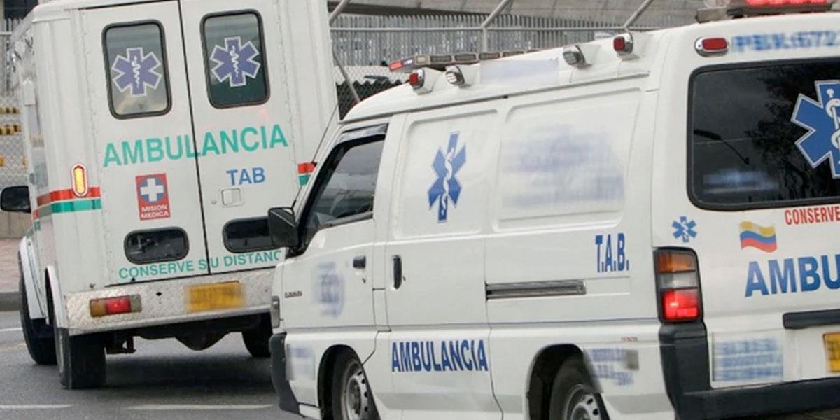 Pillan a una mujer que pagó $4 millones por trasportarse en ambulancia