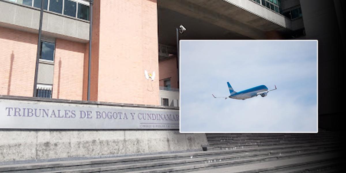 Tutela ordena autorizar vuelo humanitario de colombiano desde Houston