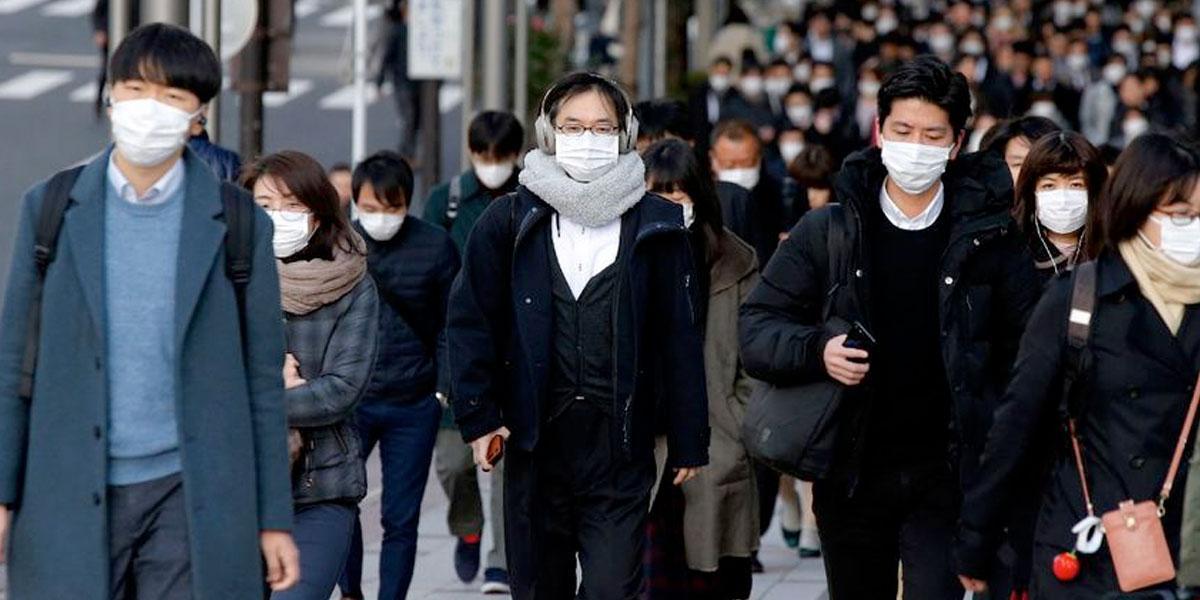 Japón extiende estado de emergencia a todo el país por Coronavirus