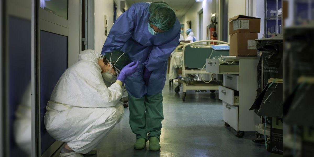 Cerca de 17.000 trabajadores de la salud resultaron contagiados de coronavirus en Italia