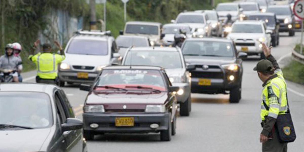 ¡No habrá paso! Alcalde de Soacha reafirmó prohibición de tránsito de vehículos durante puente festivo
