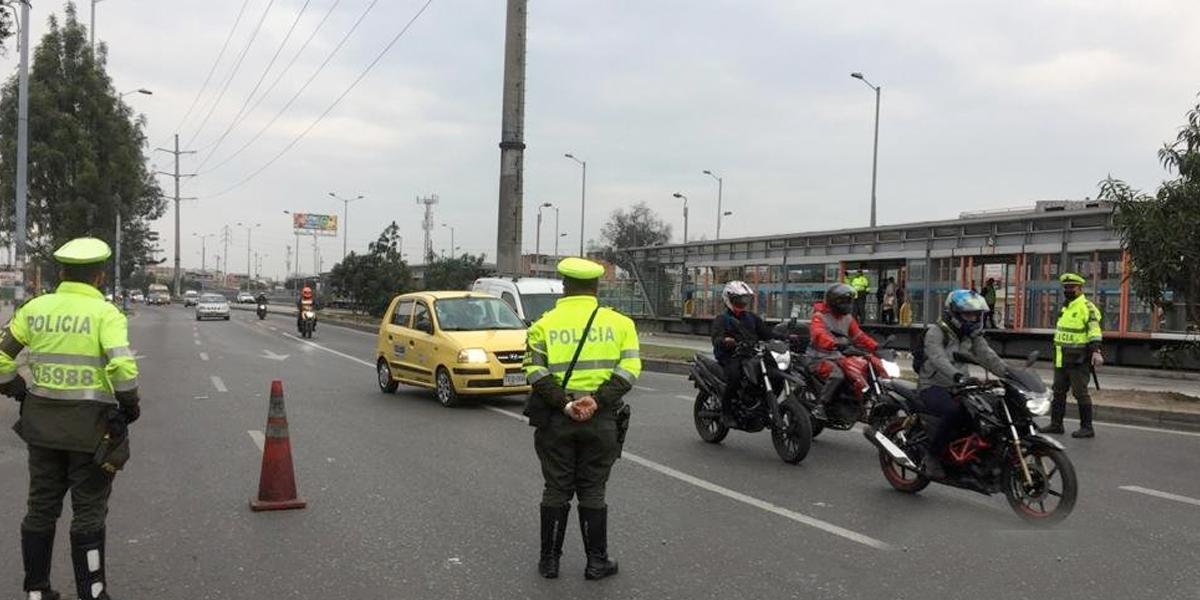 Así sería la reactivación gradual de la movilidad en Bogotá