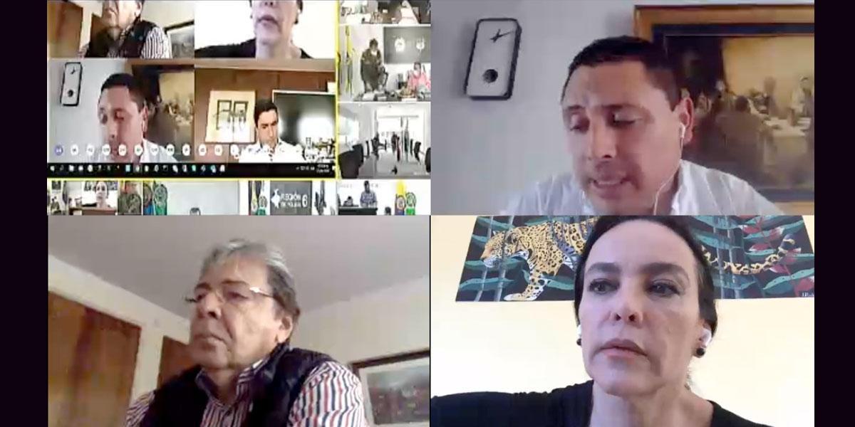 Mindefensa y alcaldes acuerdan protocolo para atención de migrantes que retornan a su país