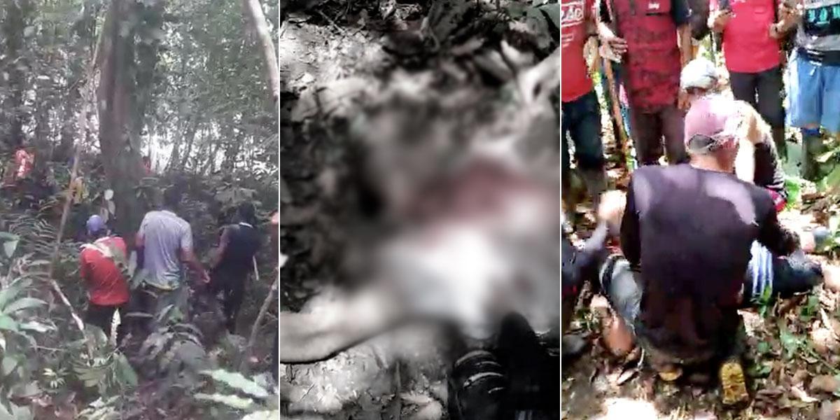 Al menos muerto y varios heridos tras fuerte choque entre erradicadores y campesinos en Nariño