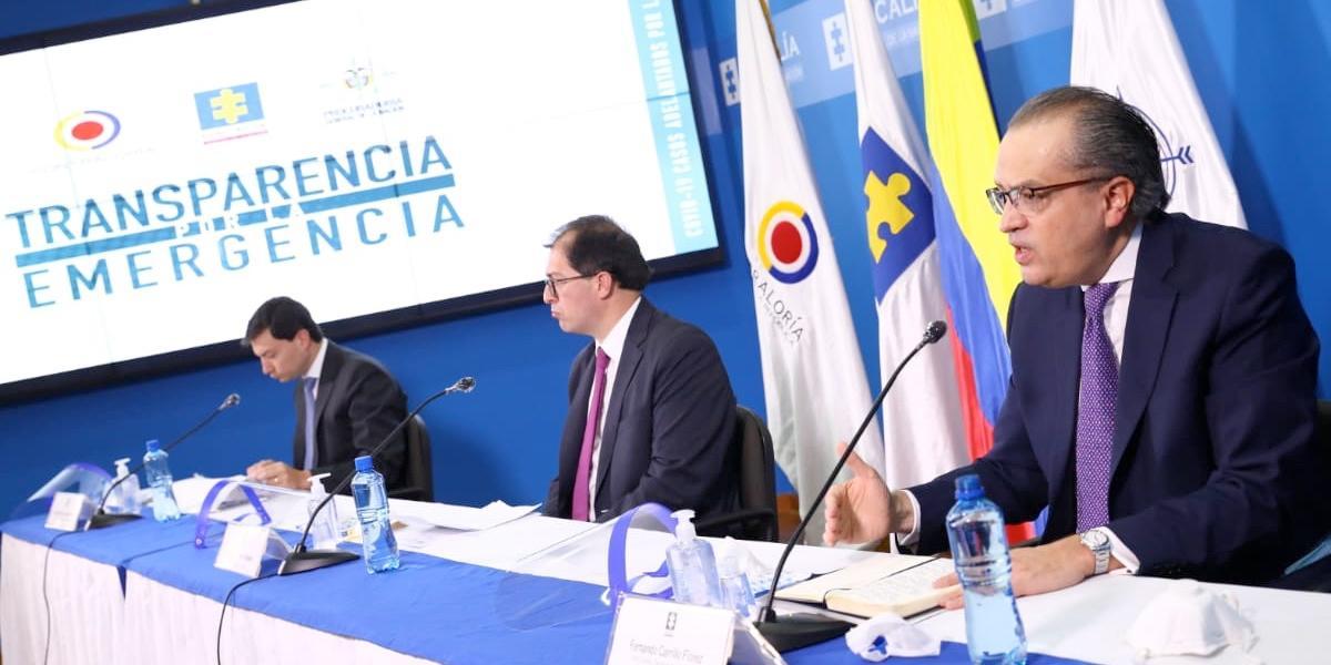 Más de cinco gobernadores investigados por corrupción en recursos para COVID-19