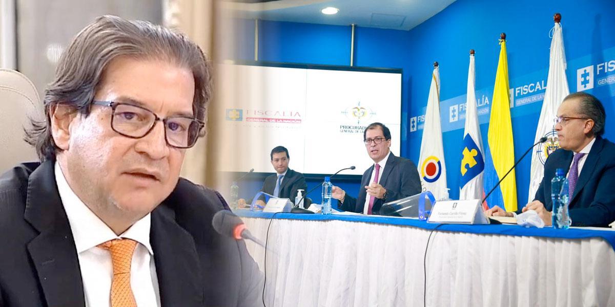 Abren investigación preliminar al ministro de Agricultura, Rodolfo Enrique Zea