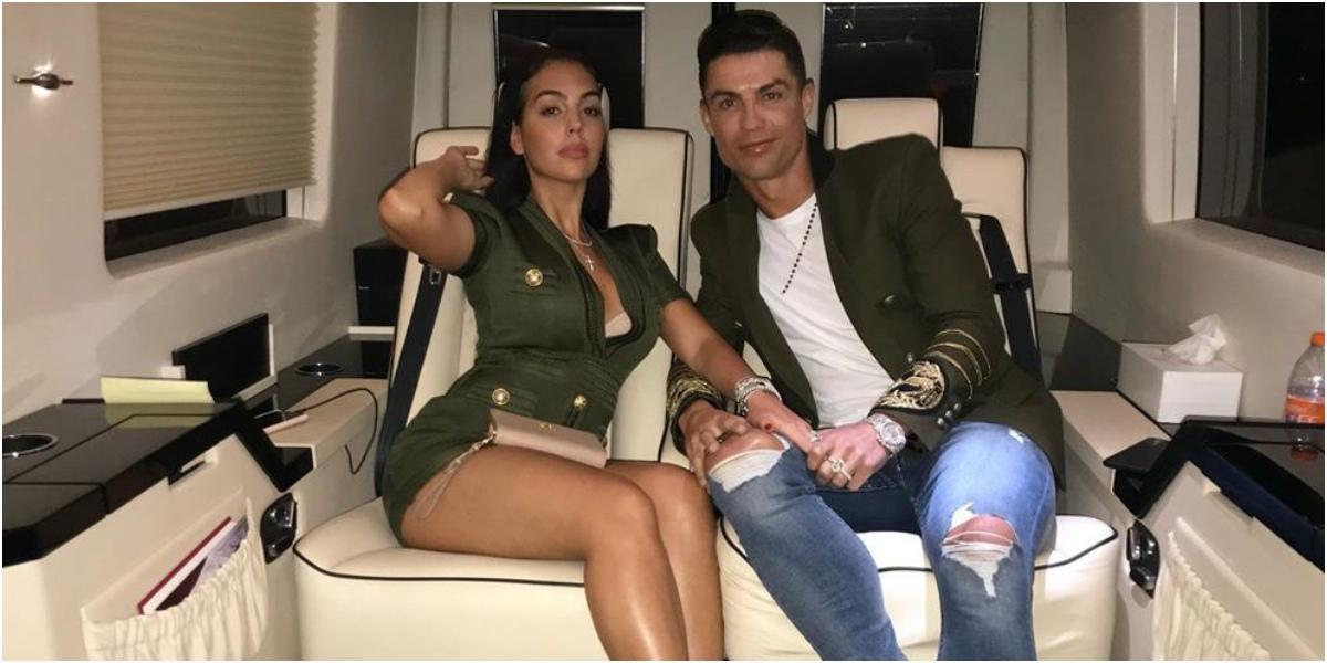 georgina rodriguez novia cristiano ronaldo fotos videos