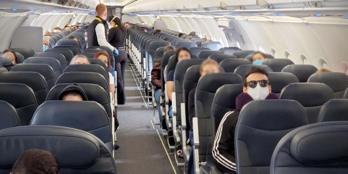 Más de 20 vuelos humanitarios llegarán al país en junio