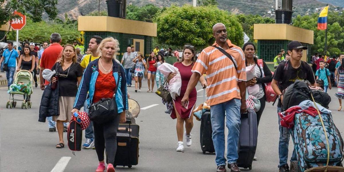 No podemos permitir que la salida desordenada de venezolanos ponga en riesgo al país: Migración Colombia