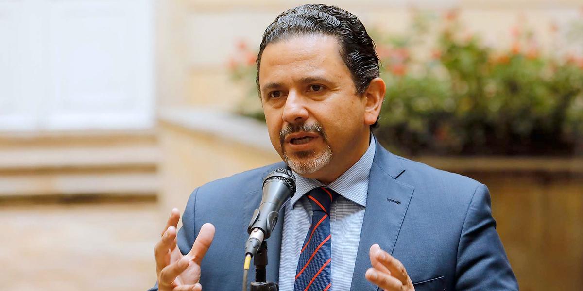 """""""Colombia no puede tener la pandemia del virus y la pandemia de la violencia"""": alto comisionado para la Paz"""