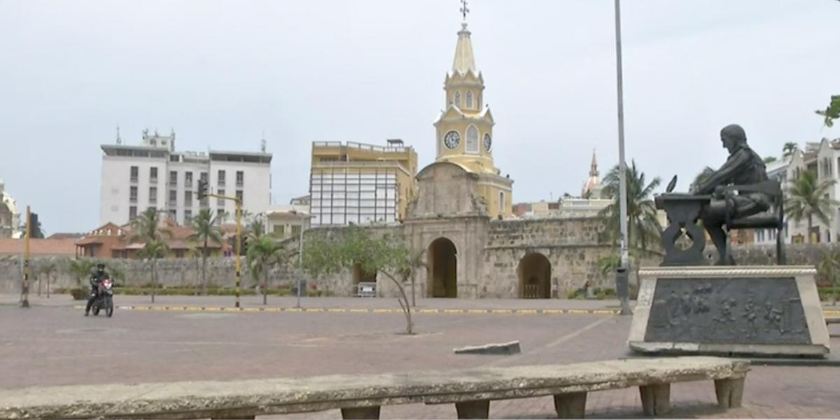 Cartagena supera los 2.000 casos de COVID-19 y se acerca al centenar de muertes