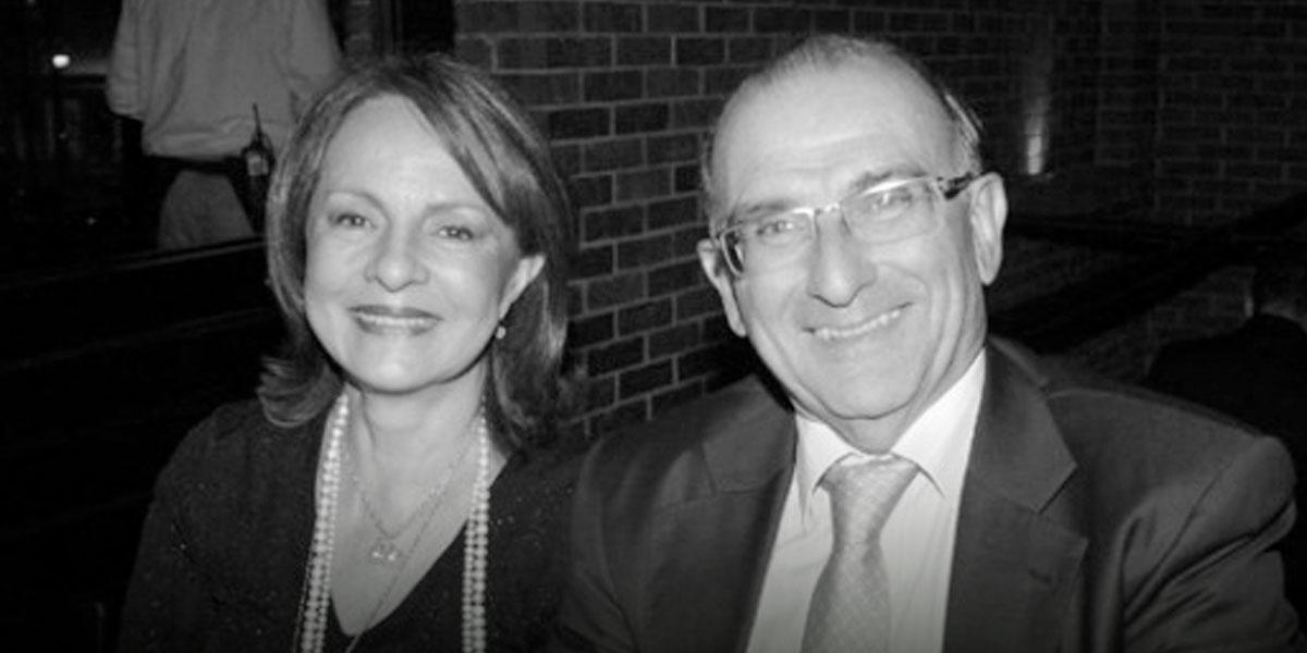 Muere esposa de Humberto de la Calle