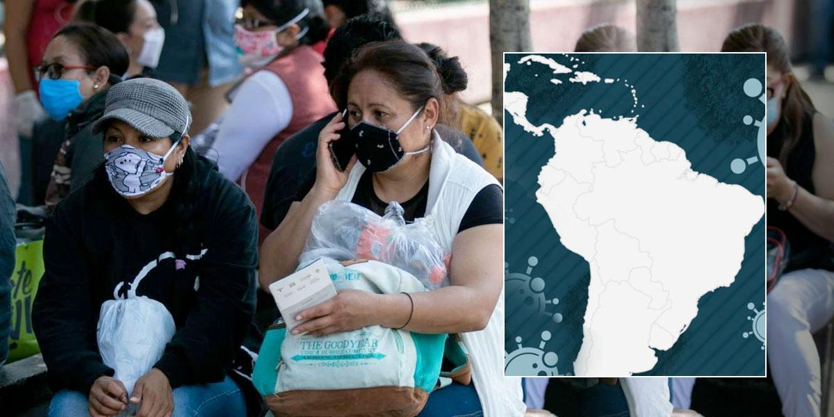 OPS advierte a países de Latinoamérica que apresurar los desconfinamientos dispararía los contagios