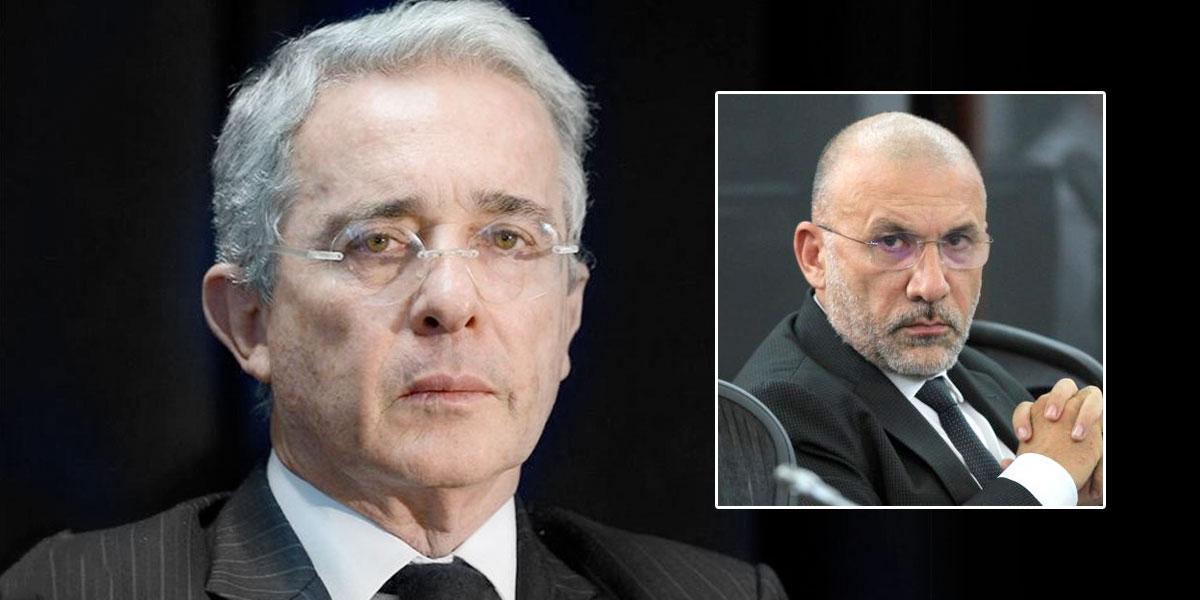 Álvaro Uribe anuncia denuncio penal contra Roy Barreras
