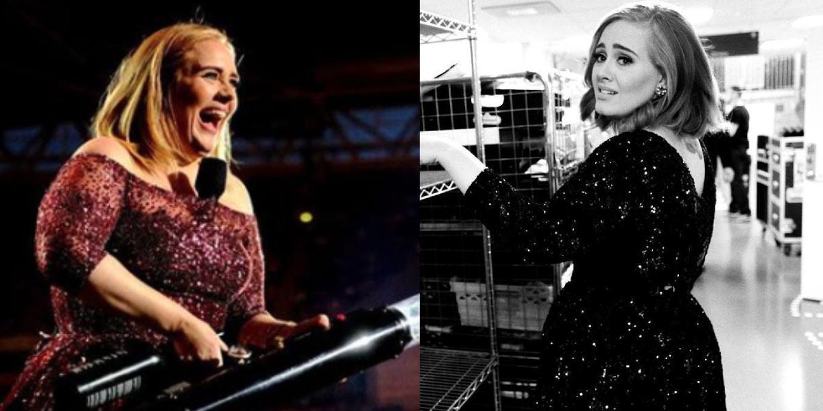 El increíble cambio físico de Adele luego de su separación