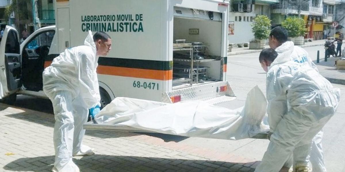 Disminuyen homicidios en Antioquia en lo que va del 2020