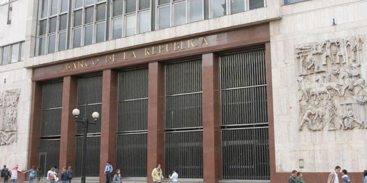 Banrepública advierte un 'futuro incierto' para economía