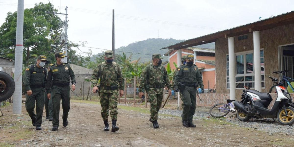 Autoridades realizaron reunión de seguridad en Capurganá, Chocó