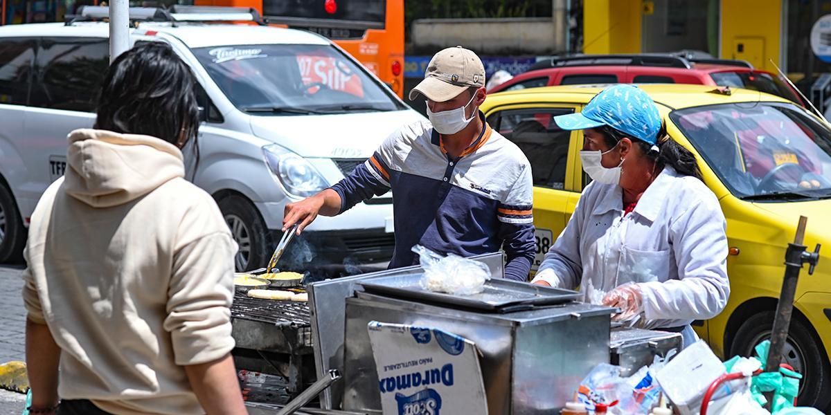 OIT: El 90 % de empleados informales de Latinoamérica están en riesgo de pobreza