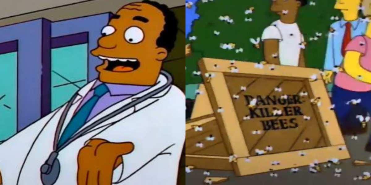 Guionista de 'Los Simpson' admite que la serie predijo el año 2020 y comparte el video que lo prueba