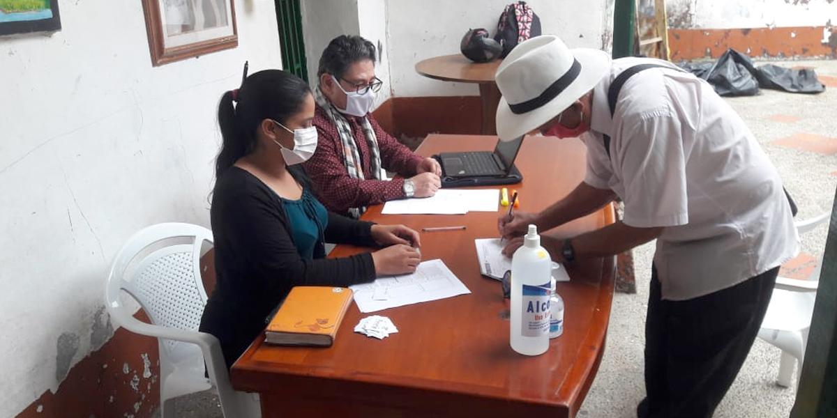 Más de 6 mil familias han recibido el pago del Programa Voluntario de Sustitución de Cultivos