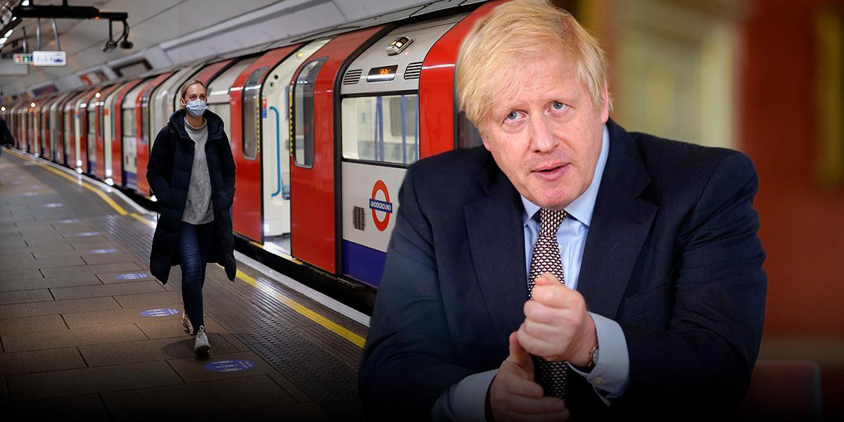 Bajo críticas, Boris Johnson precisa su plan de desconfinamiento