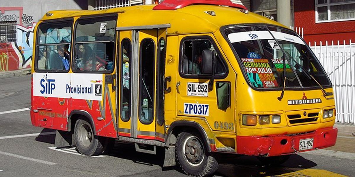 Levantan pico y placa para Sitp provisional en Bogotá