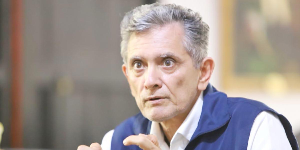 Renuncia el secretario de Salud de Cartagena