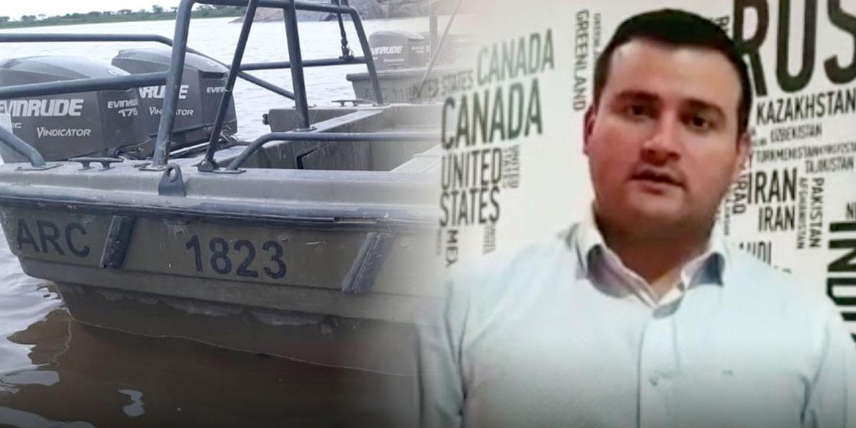 Contraloría investigará caso de lanchas de la Armada que terminaron en Venezuela