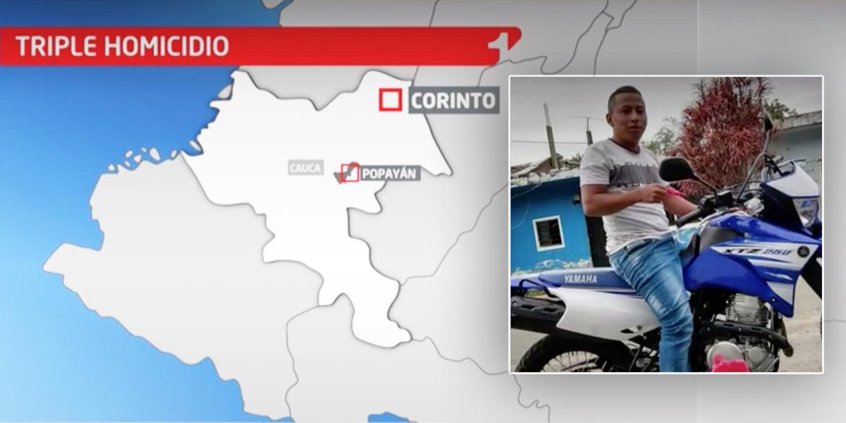 Masacre en Corinto, Cauca