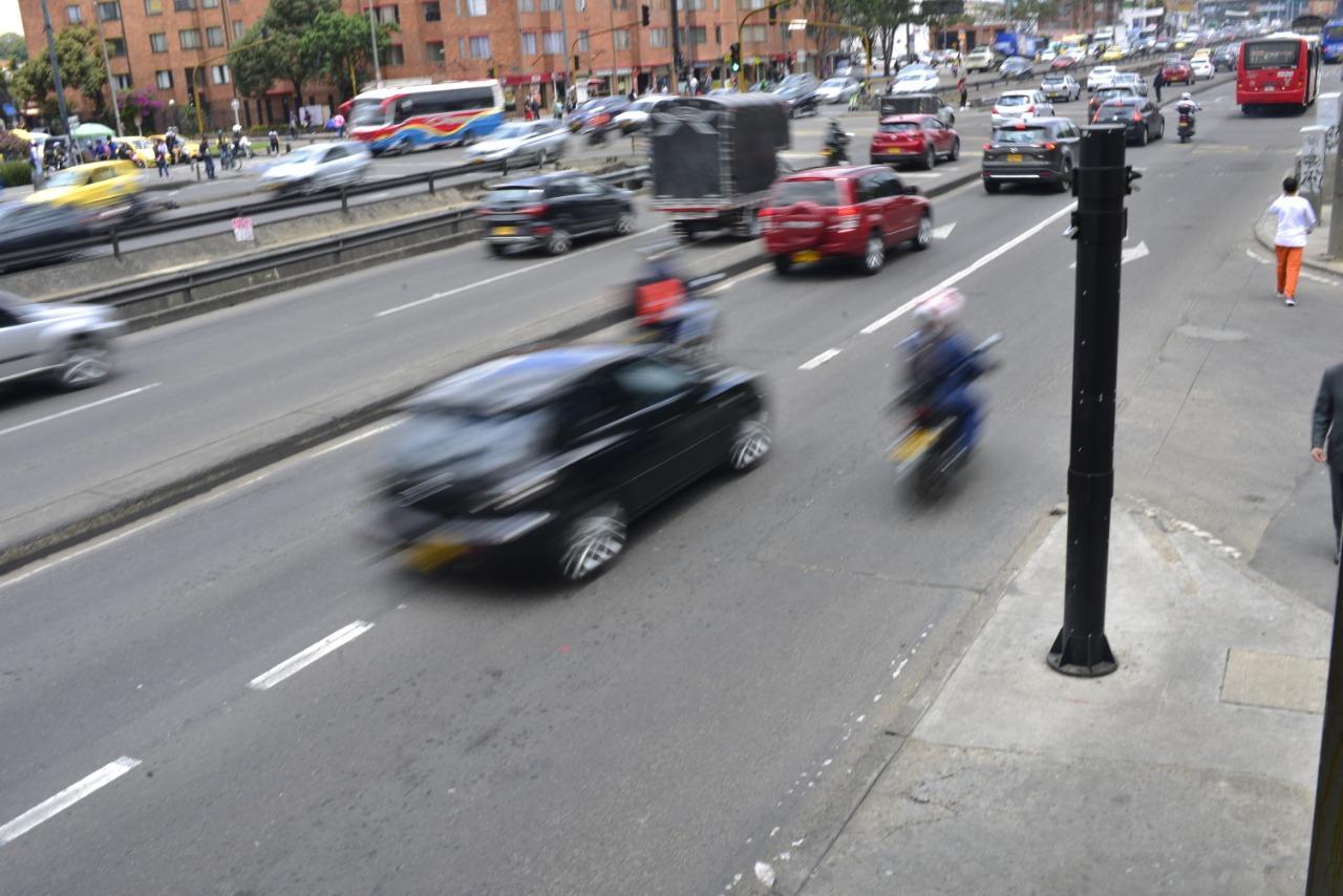 Inician operación cámaras salvavidas en 72 puntos de Bogotá