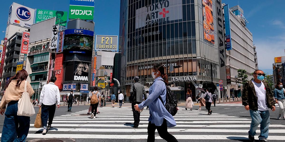 Economía japonesa entra en recesión, con caída de 0,9 % del PIB
