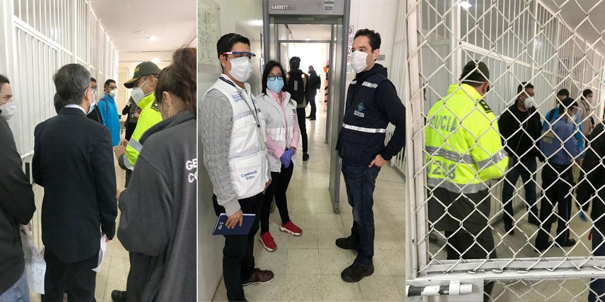 """""""Alguien debe hacerle cumplir a MinJusticia/INPEC sus funciones de custodia"""": Claudia López"""