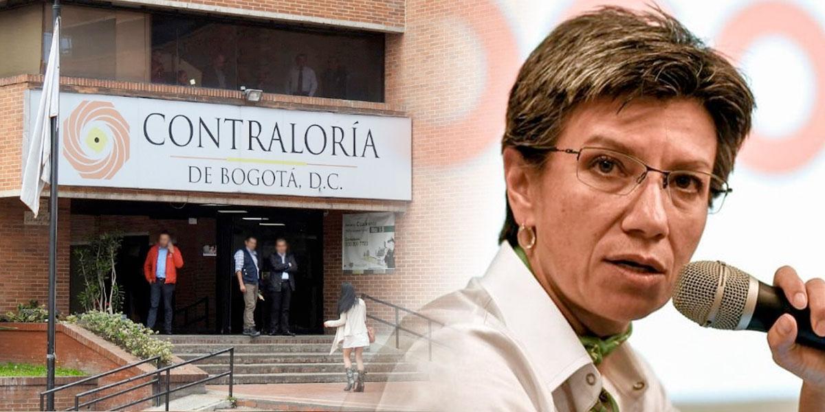 Los reparos de la Contraloría de Bogotá al Plan de Desarrollo de Claudia López