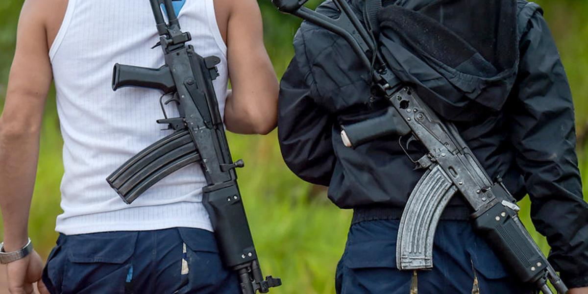 El ultimátum de grupos armados a población civil y zona de reincorporación en Ituango