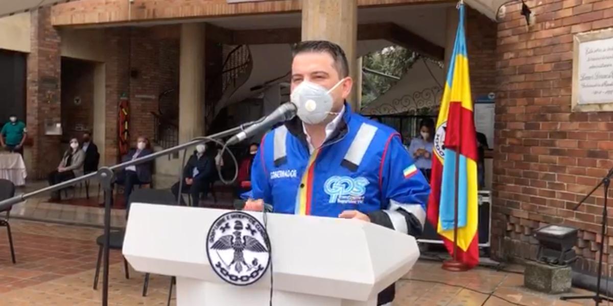 Balance del toque de queda en 41 municipios de Cundinamarca durante puente festivo