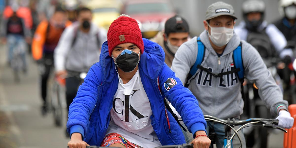 Biciusuarios podrán denunciar ataques en locales comerciales de Bogotá