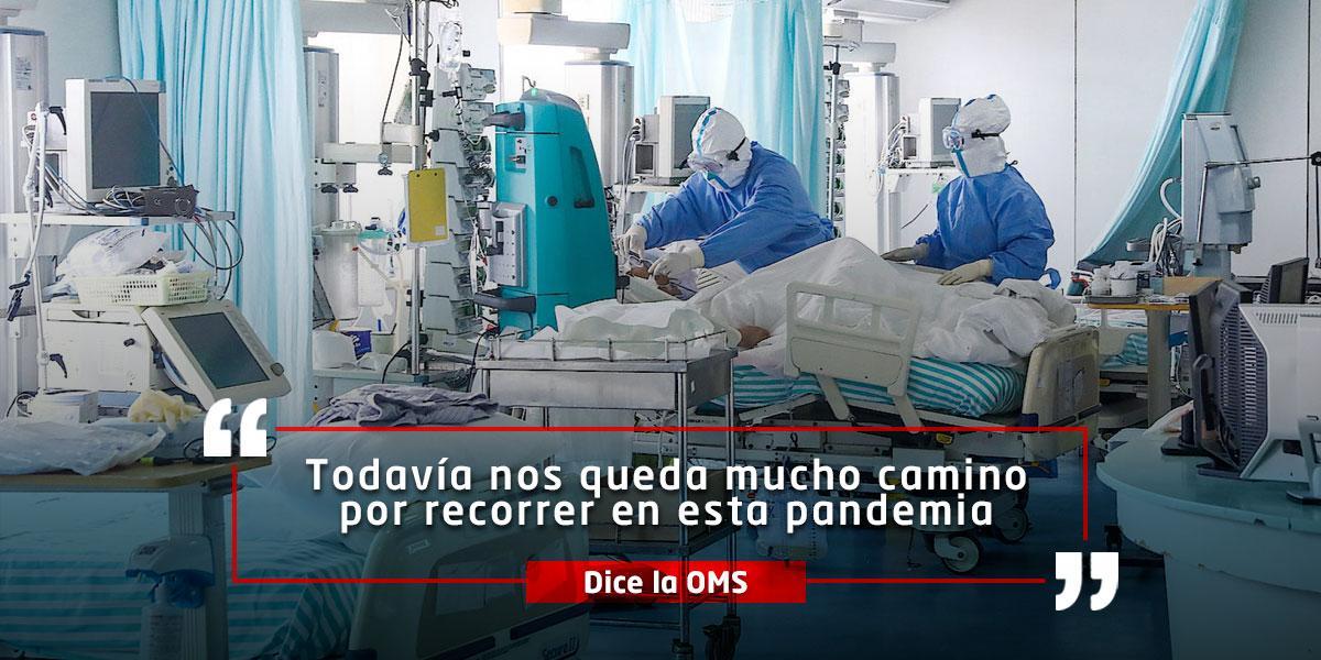 COVID-19: se reporta en el mundo la cifra más alta de contagios en un solo día