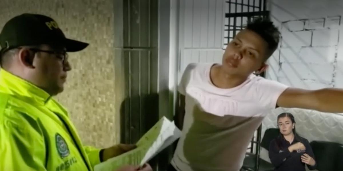 Alias 'Pupileto' se fugó de la cárcel y fue entregado por su propia familia