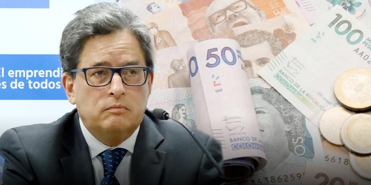 MinHacienda: «se necesita recaudar 153 billones de pesos en 2021»