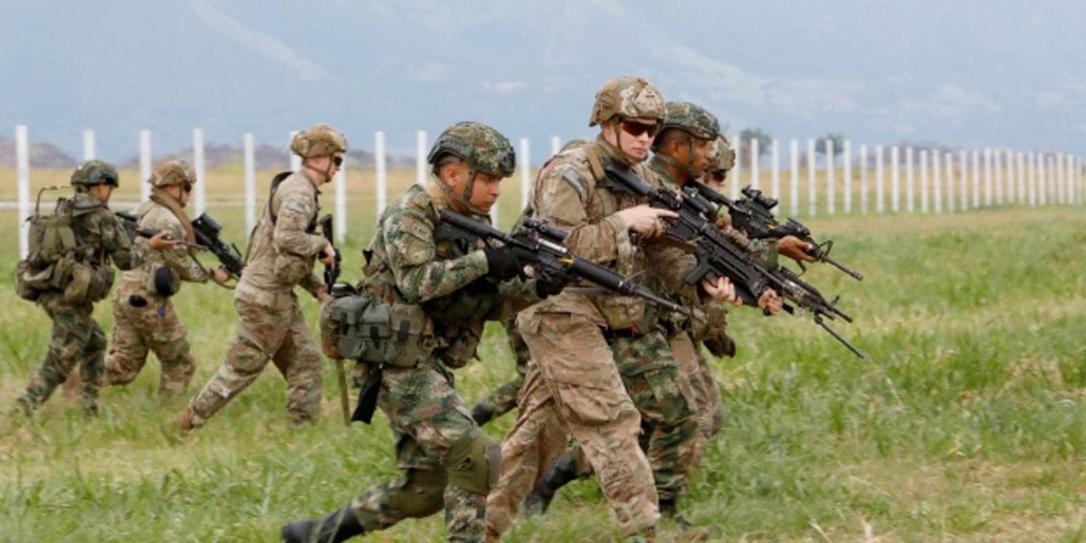 Llega al país unidad especializada del Ejército de EE. UU. para lucha antinarcóticos