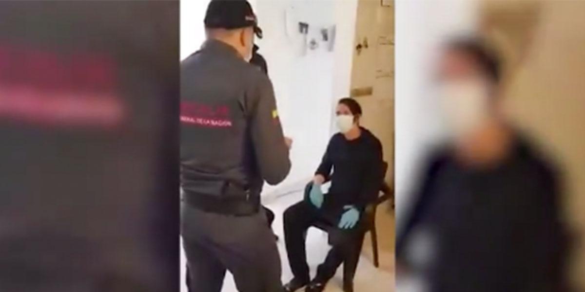 Cae en Bogotá hombre pedido en extradición por abuso sexual en EE.UU.